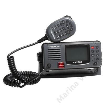 NX2000 DSC VHF rádió, szürke