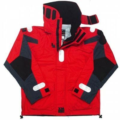 XM Ocean kabát piros