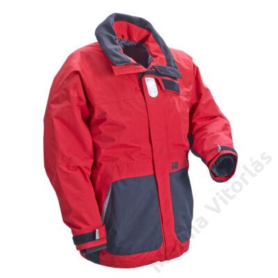 XM Coastal kabát, piros