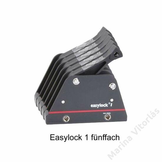 Easylock 1 fallstopper, ötös, szürke
