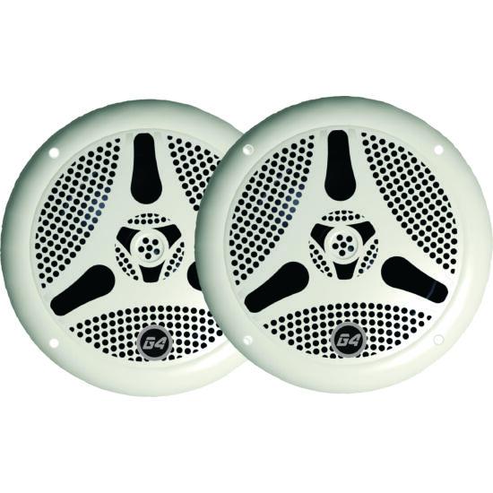 Bluetooth hangszóró pár, 150W master, fehér