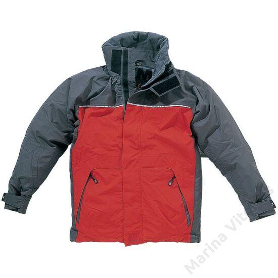 XM Coastal kabát piros (kifutó)