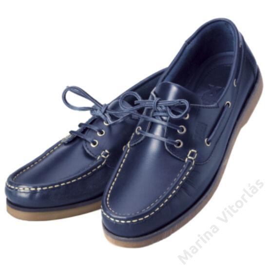 CREW női deckcipő navy-kék