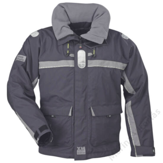 XM Offshore kabát, szürke