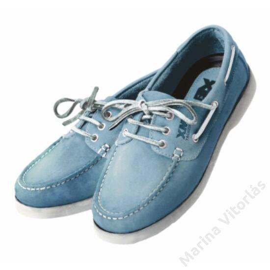 CREW női deckcipő világoskék