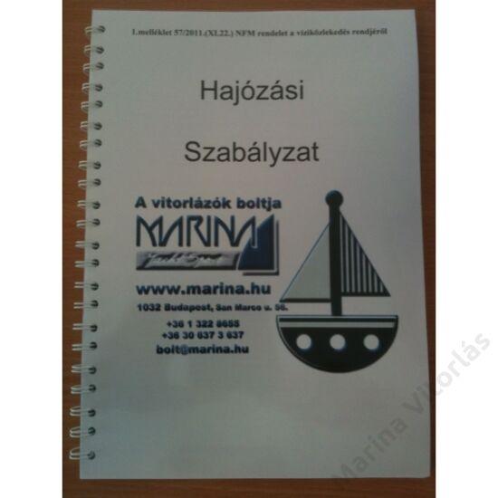Hajózási szabályzat