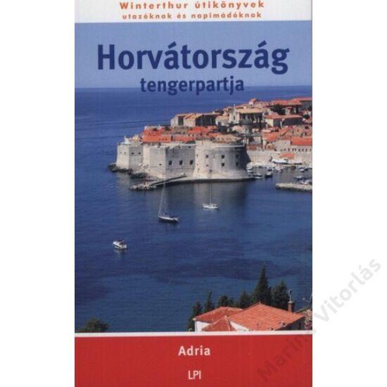 Horvátország tengerpartja